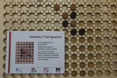 Exhibit: Gomoku