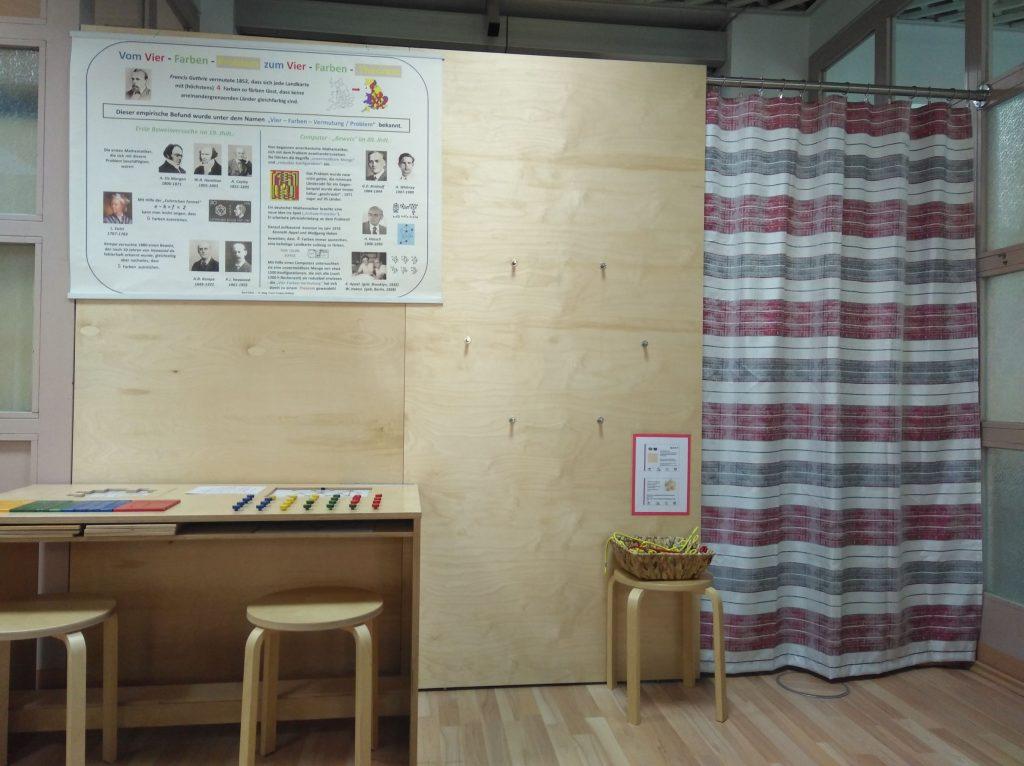 Büro-Wand